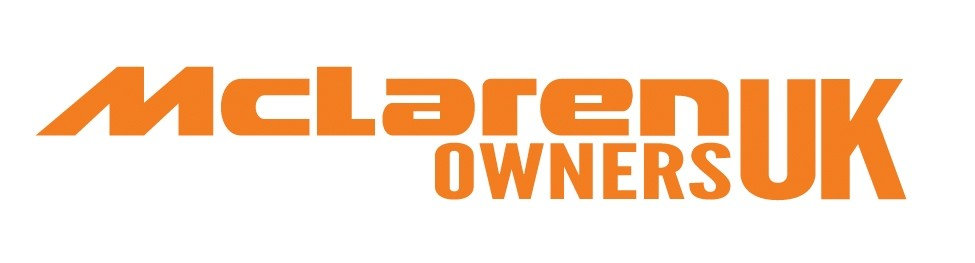 McLaren Owners UK Decals - Pair