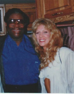 BB King -  He was one sweet dude.
