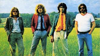 O Led Zeppelin dos anéis