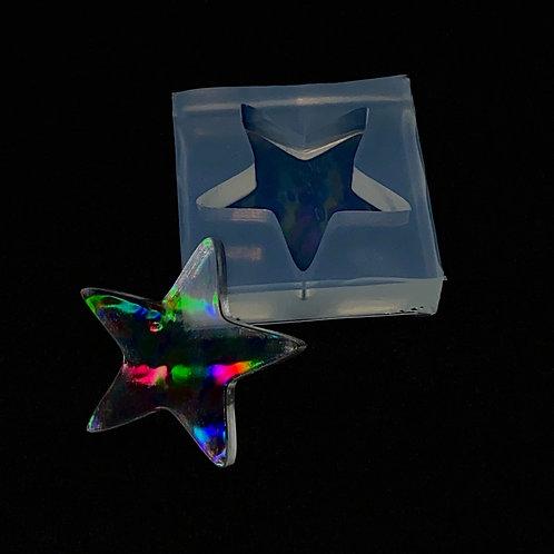 Stern Silikonform Special Effect