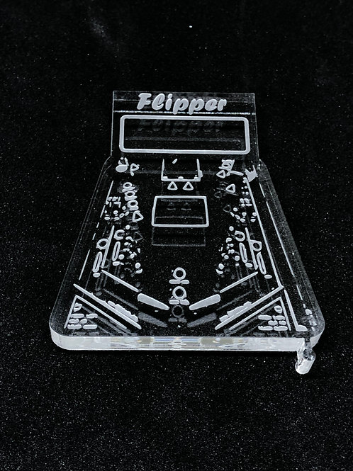 Flipper Silikonform