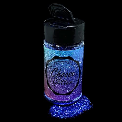Glitter Blau 80ml