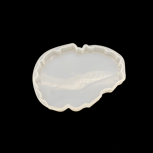 Silikonformen Geode 1