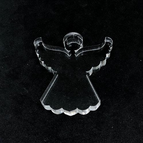 Engel mit Heiligenschein Silikonform