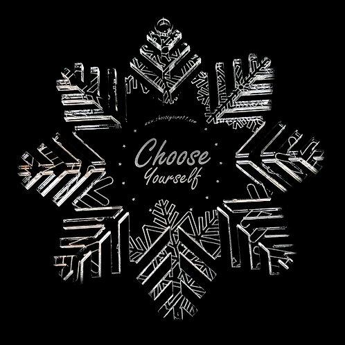 Weihnachtsstern mit Namensgravur