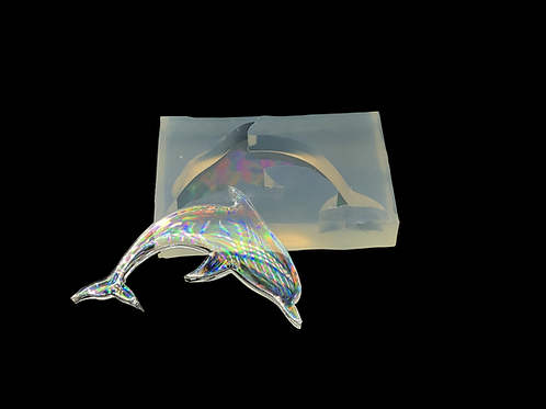 Delphin Silikonform Special Effect