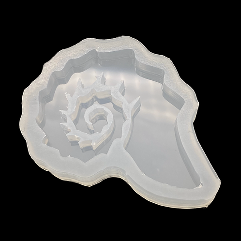 Fossil Silikonform 6cm