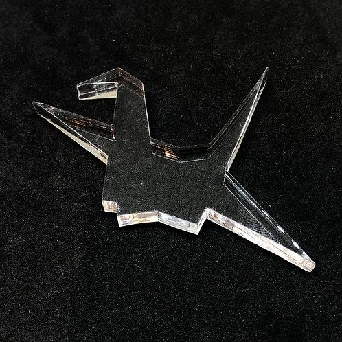 Origami Kranich Silikonform