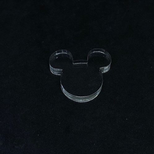 Maus Kopf Silikonform