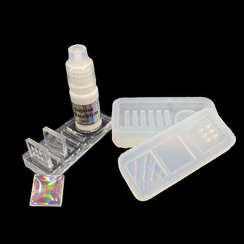 Choose Pigmentum Aufsteller Silikonform