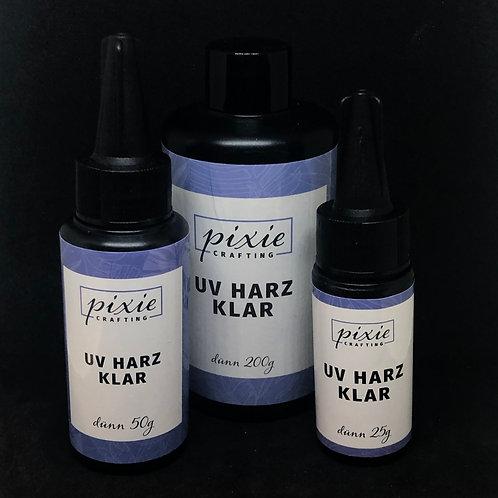 UV Harz dünnflüssig Pixie Crafting
