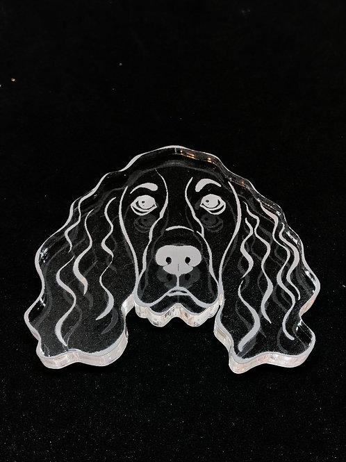 Hund Silikonform