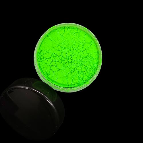 Neon Pigment Grün 10g