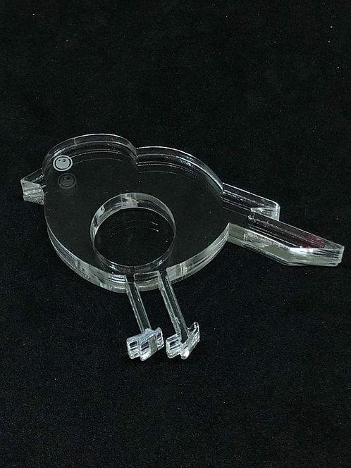 Vogel Shaker Silikonform