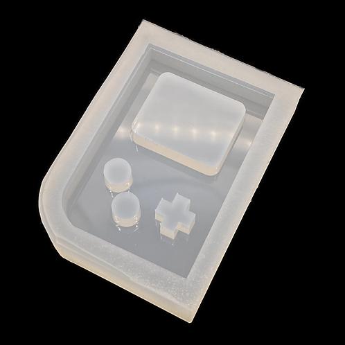 Game Toy Shaker Silikonform