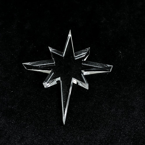 Stern Silikonform Bethlehem