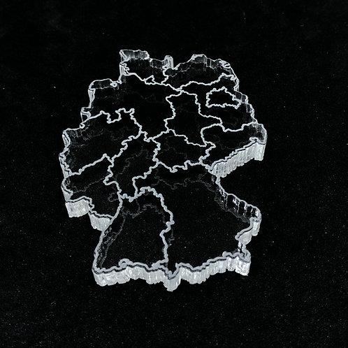Deutschland Silikonform