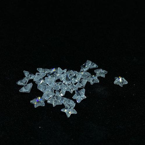 Resin Gems Sternform 5mm