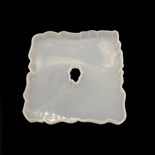 Silikonformen Geode 4