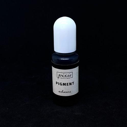 Resin Pigment Schwarz