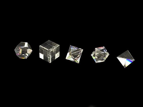 Perfect Geometrie  Silikonform set
