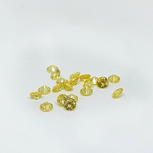 Gems Color Gold Gelb 20Stk 3mm