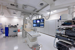 STATE-OF-ART CATH LAB