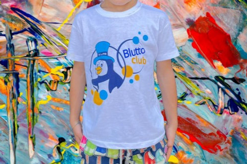T-shirt Kids Blutto Club