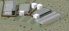 3 - New - Passadena - aerial w fences.jp