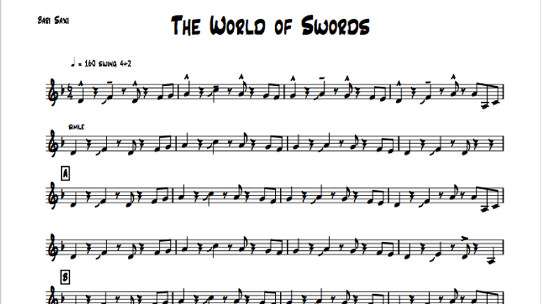 World of Swords