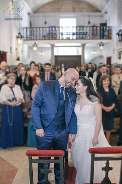 A Cumplicidade dos noivos