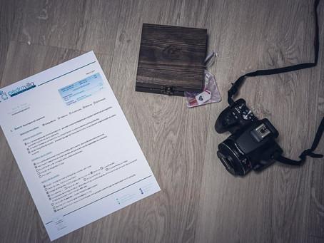 Fotografia para o seu casamento, o que deve saber        #parte 1 – Briefing / contrato fotográfico