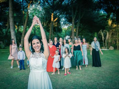 Entrega do Bouquet – Formas de o fazer no seu casamento