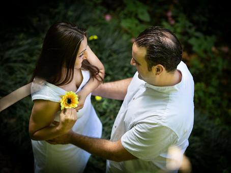 A Yulia e o Pedro casam amanhã!...