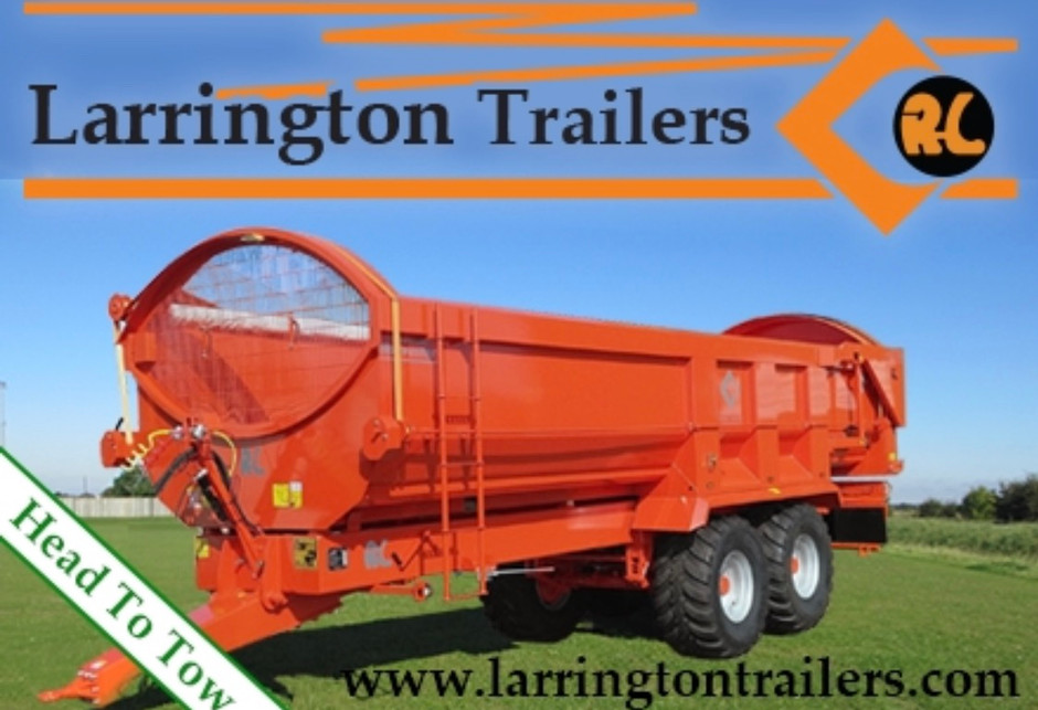 Larrington Trailers #HeadtoTow with the Tilly Pass