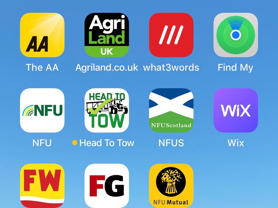 Apple App ready to #HeadtoTow