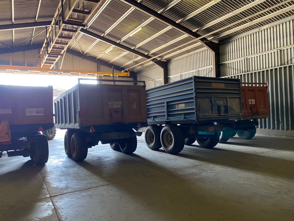Trailers come in all shapes & sizes