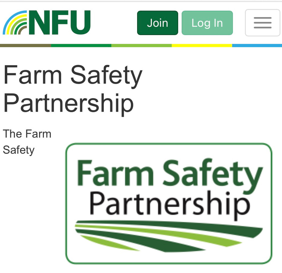 FARM SAFETY ENGLAND