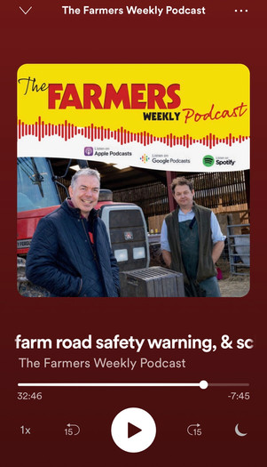 The Farmers Weekly podcast talks #TrailerSafety
