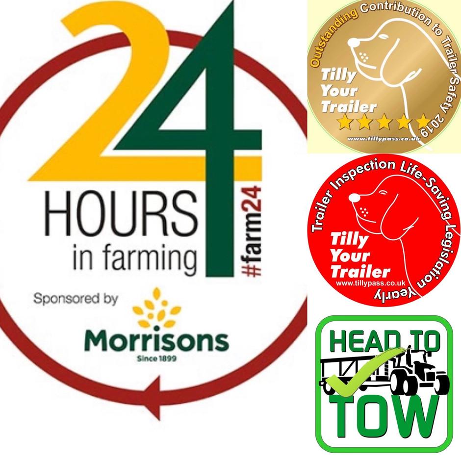 Morrison #Farm24 #BritishFarming