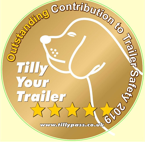 Outstanding contribution (award for Nominated Authorised outlets only)