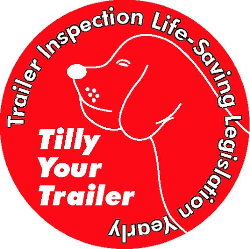 Tilly Promotional Window Sticker