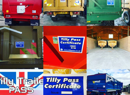 🚜NFU Mutual customers get the full support of the Tilly Pass team.