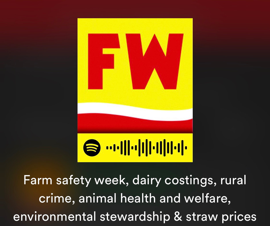 Farmers Weekly Podcast talking Tilly Pass.