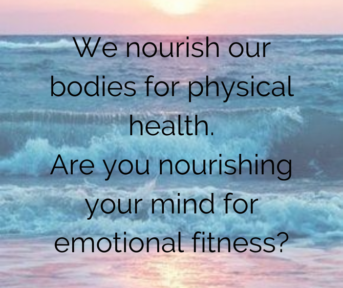 So What's all the Hype About Emotional Fitness?