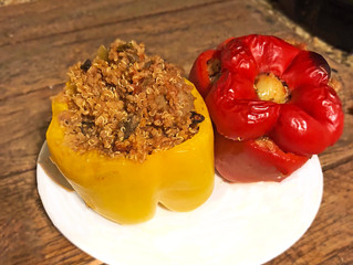 Turkey Stuffed Peppers: Fit for Your Goals