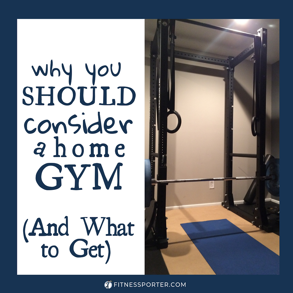 Why you should consider a home gym (and what to get)