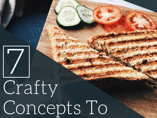 7 Crafty Concepts to Cut Carbs