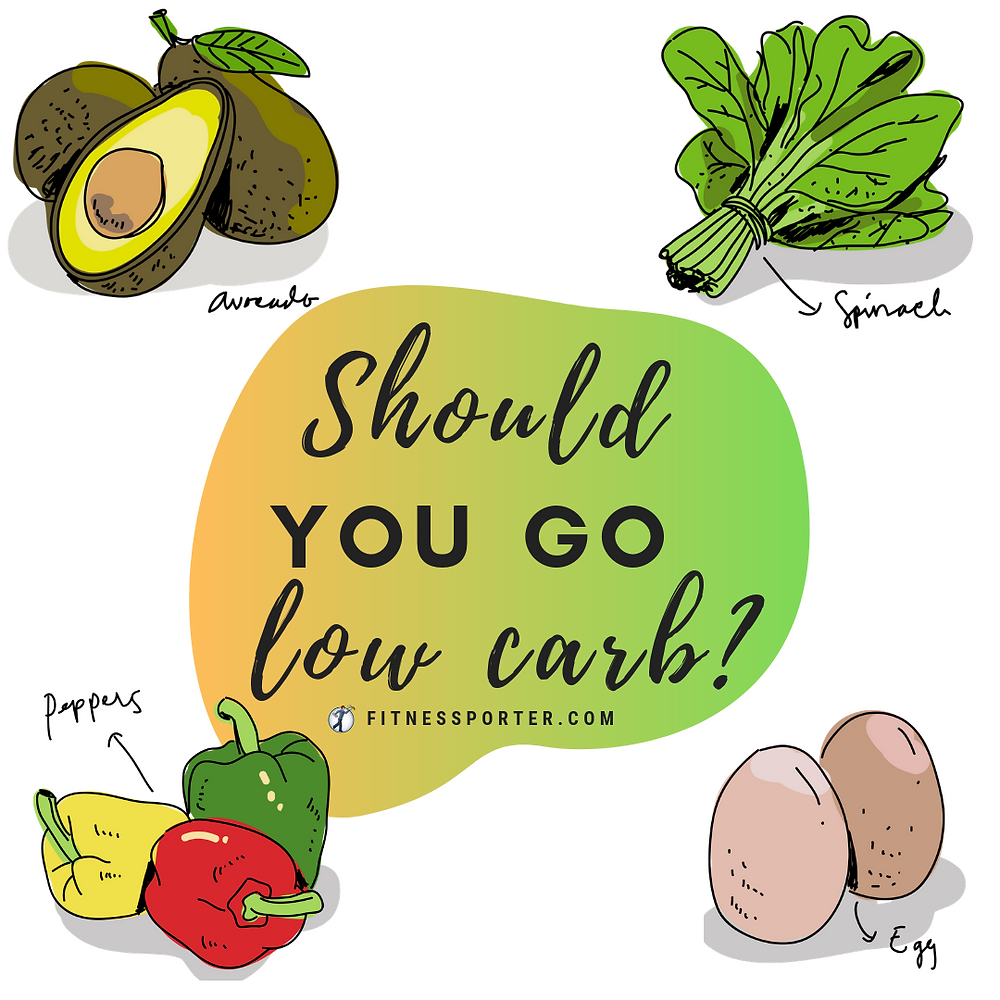 Should you go low carb?
