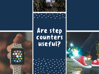 Are Step Counters Useful?